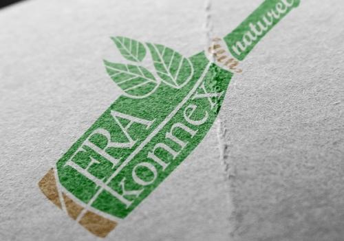 自然派ワイン販売のロゴデザイン | FRAkonnex