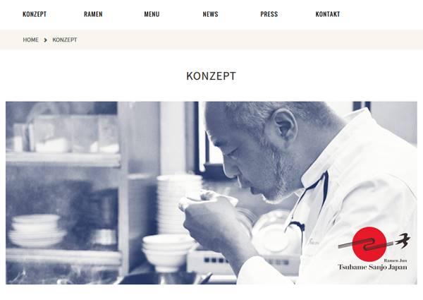 KONZEPT  Japanisches Restaurant Frankfurt  Ramen Jun