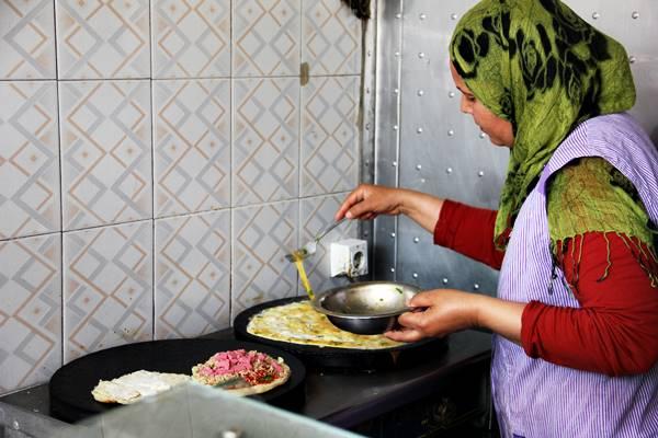 チュニジアのファーストフード